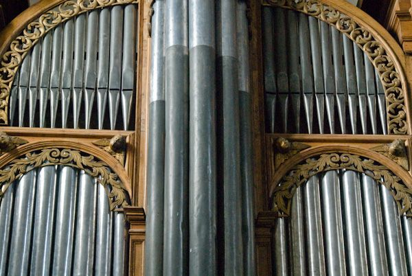 Appleby-in-Westmorland photo, Appleby, St Lawrence church organ