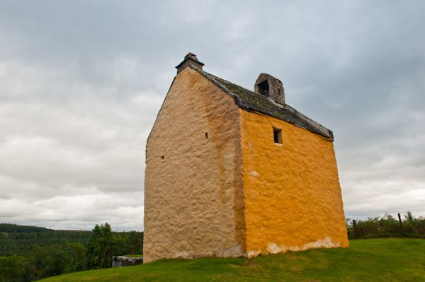 Ardclach Bell Tower photo, Exterior view