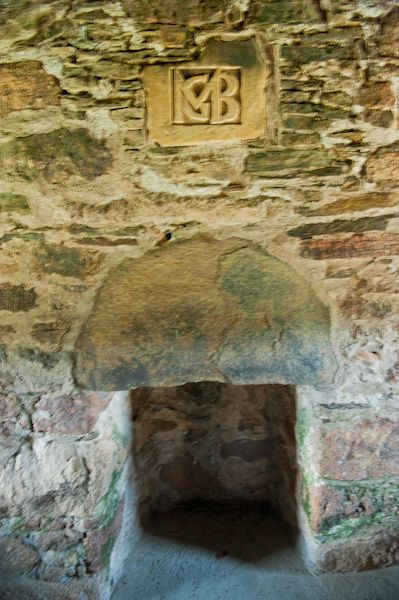 Ardclach Bell Tower photo, Fireplace