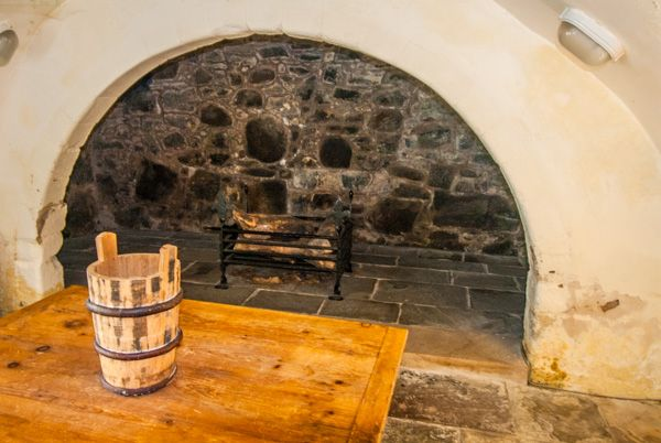 Argyll�s Lodging photo, The kitchens