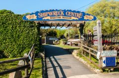 Entrance to the Shipwreck Centre