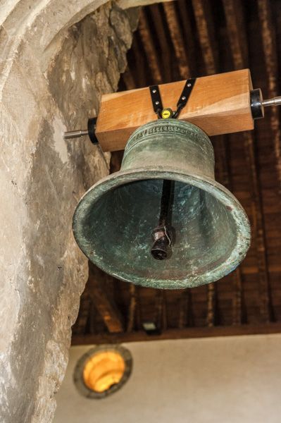 Arreton, St George's Church photo, 1465 Sanctuary bell