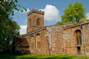 Ashby St Ledgers Church