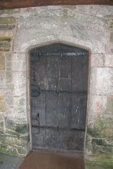 The possible Saxon south doorway