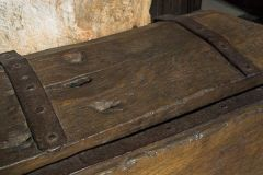 The medieval parish chest