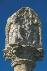 14th century Ashleworth preaching cross, Ashleworth