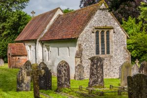 Ashley, St Mary's Church