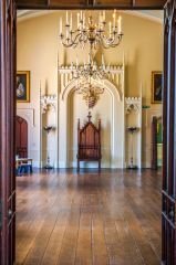 Auckland Castle, The first floor audience chamber