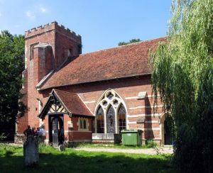 Audley Chapel, Berechurch