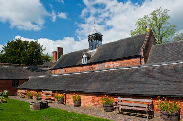 Baddesley Clinton photo, The Stables