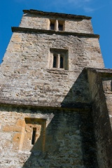 Bagendon church tower
