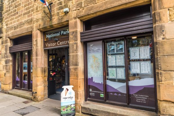Bakewell photo, The Peak District information centre in the historic Market Hall