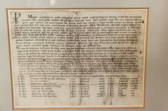 William the Conqueror's grant of Bampton church