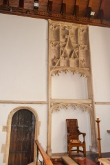 15th century Easter Sepulchre