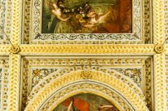 Gilding decoration detail
