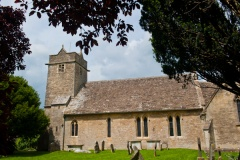 Barnsley Church, Gloucestershire