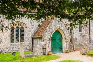 Barton Stacey, All Saints Church