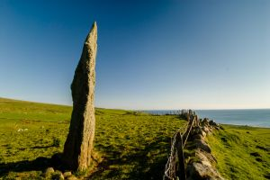 Beacharr Standing Stone