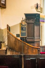 The Georgian pulpit
