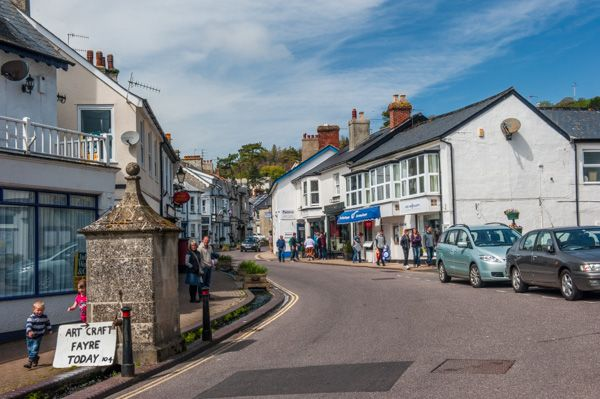 Beer Devon History Travel And Accommodation Information