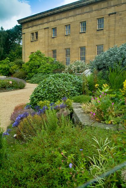 Belsay Hall and Garden photo, Belsay Hall