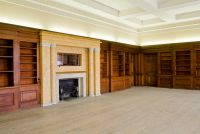 Belsay Hall and Garden, The Library