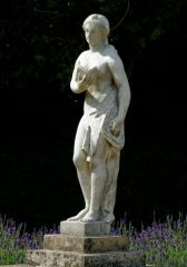 Belton House, Statuary in the garden