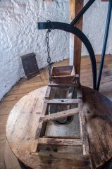 Bembridge Windmill, The grinding wheel