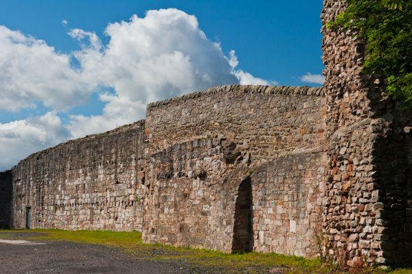 Berwick Castle History Travel And Accommodation