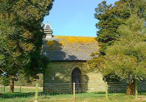 Bettws Clyro Chapel