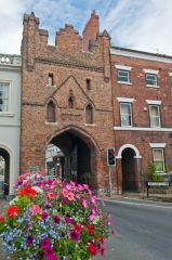 Beverley, An old town gate