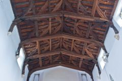 15th century timber roof