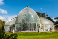Bicton Park Botanical Gardens, The Victorian Palm House