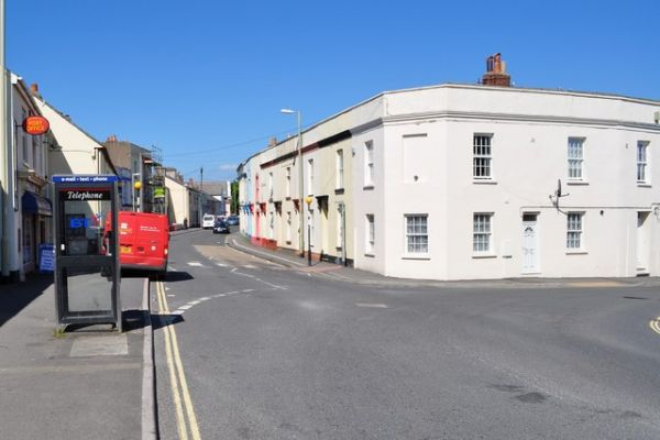 Bideford photo, Old Town (c) Roger A Smith