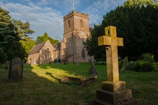 Bishops Frome, St Mary's Church