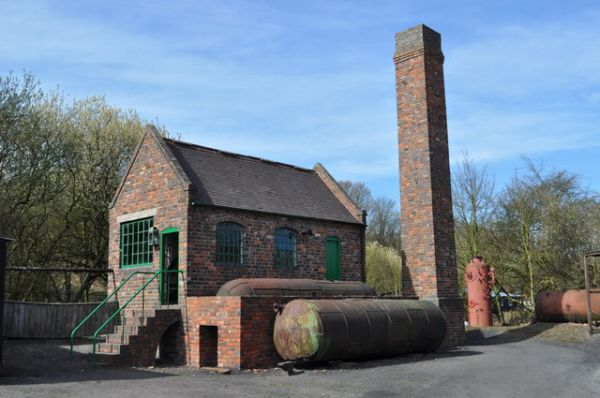 Black Country Living Museum photo, Racecourse Colliery (c) Ashley Dace