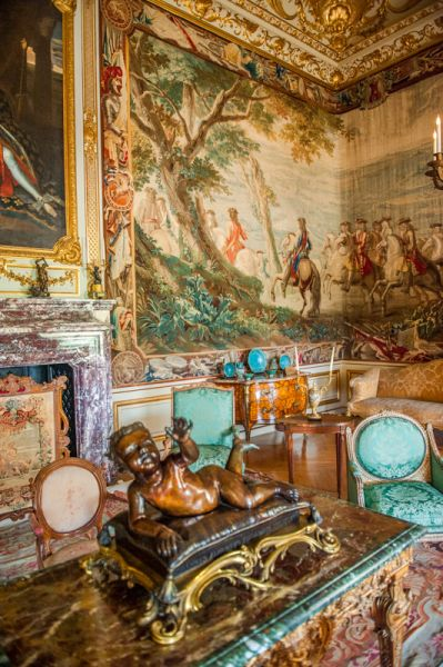 Blenheim Palace photo, The Second State Room