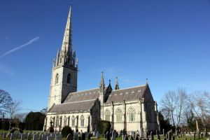 Bodelwyddan, St Margaret (The Marble Church)