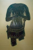 Bodiam, St Giles Church, 14th century brass