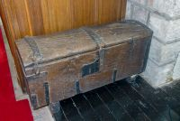 Bolton, All Saints Church, Wooden chest
