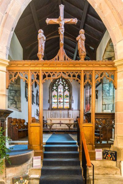 Bonsall St James Church History Amp Photos Historic