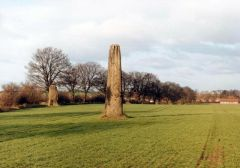 Boroughbridge, The Devils arrows standing stones (c) Paul Allison