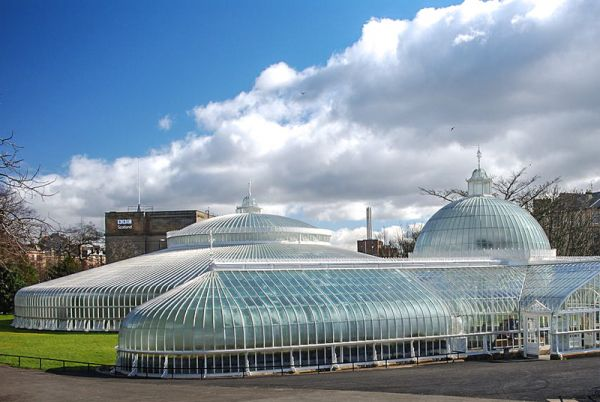 Botanic Gardens, Glasgow photo, Kibble Palace (c) StaraBlazkova