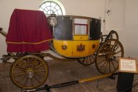 Boughton House, State coach