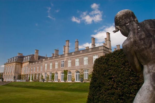 Boughton House photo, Exterior view