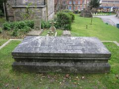 Bournemouth, Mary Shelley's grave (c) LordHarris