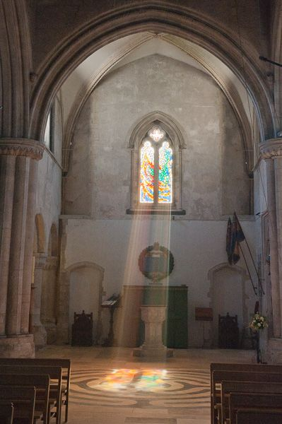 Boxgrove Priory History Travel And Accommodation