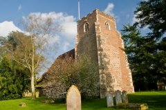 St Peter's Church, Boxted, Essex