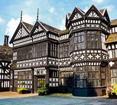 Bramall Hall Cheshire