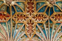 Rood screen canopy 2